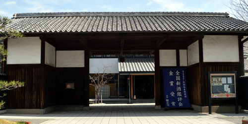 地酒 a local sake winery