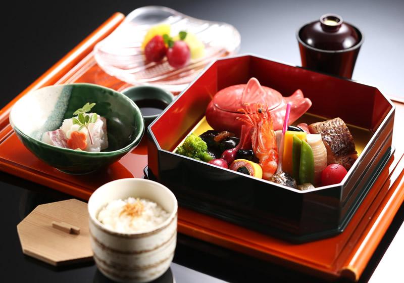 旬を楽しむ季節のおすすめ弁当 四季 〜和〜