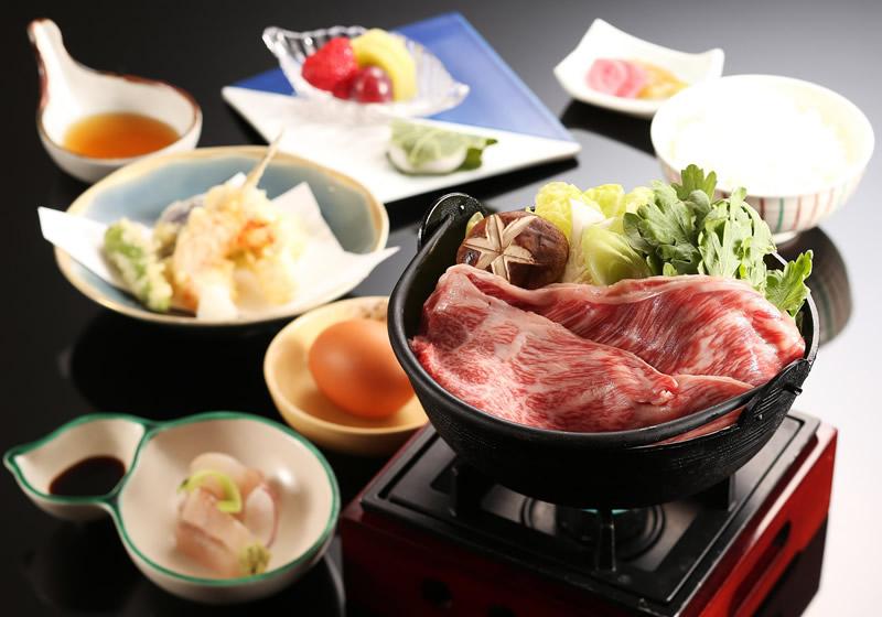 神戸牛すき鍋