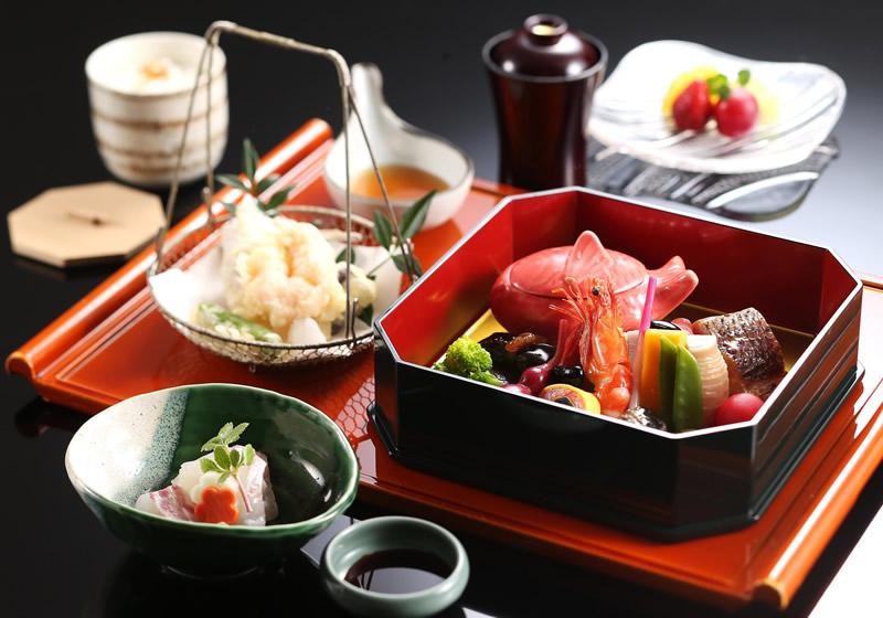 旬を楽しむ季節のおすすめ弁当 四季 〜雅〜