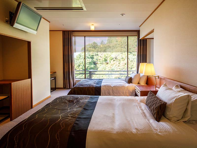 Japanese Western Style Room Guest Rooms Nakanobo Zuien Adults Only Official Website