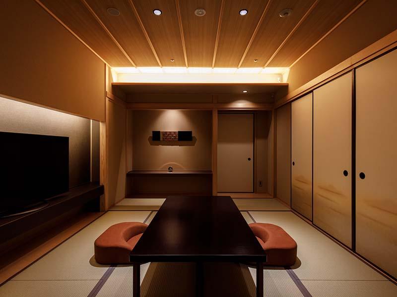 金泉銀泉露天付き貴賓室「和光」