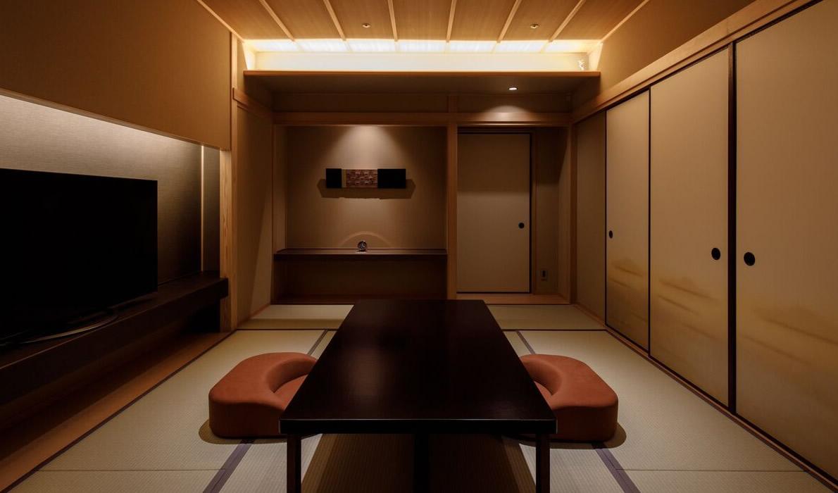 金泉銀泉露天付き 貴賓室「和光」